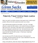 GlennSacks.com | Paternity Fraud Victims Need JusticeThumbnail