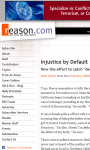 Injustice by Default - Reason MagazineThumbnail