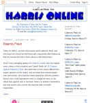 Paul Harris Online: Paternity FraudThumbnail